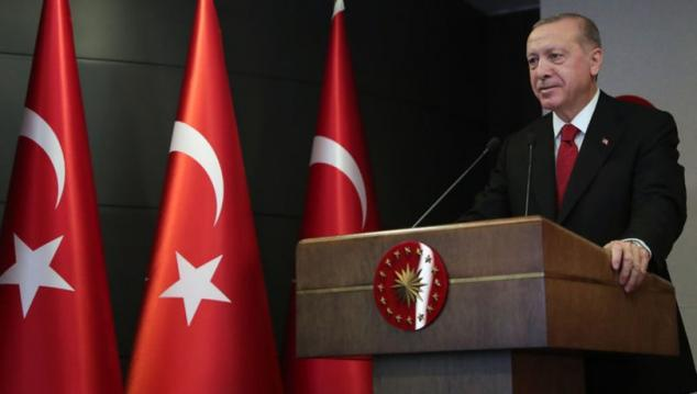 Cumhurbaşkanı Erdoğan, Kabine Toplantısı'nın ardından alınan kararları açıkladı