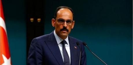 Cumhurbaşkanlığı Sözcüsü İbrahim Kalın'dan Kovid-19 açıklaması