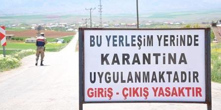 BU İLLERDE GİRİŞ ÇIKIŞ KAPATILDI..