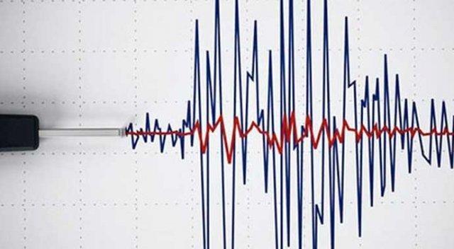 Az önce deprem oldu! İlk bilgiler...