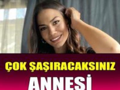 Demet Özdemir'in Annesi Bakın Kim Çıktı!