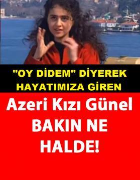"""""""Oy Didem"""" diyerek hayatımıza giren Azeri kızı, estetiğin dozunu kaçırdı!"""