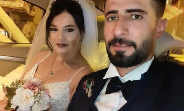 5 günlük evlilerdi..