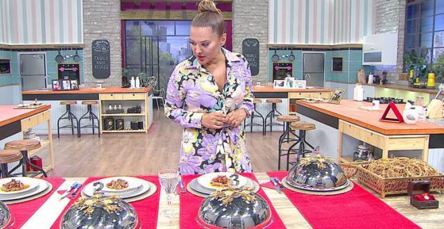 Demet Akalın'ın Gelinim Mutfakta Yarışmasında İğrenç Olay