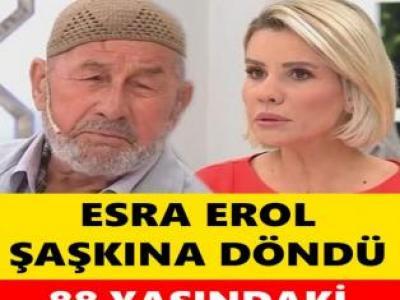 88 YAŞINDAKİ ALİ AMCA 56 YAŞ KÜÇÜK KADINLA..