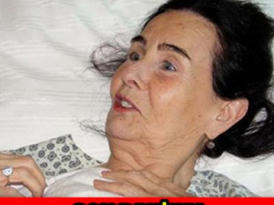 Fatma Girik Ameliyata alındı son durumu