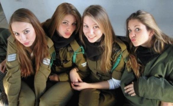 İsrail Ordusu Etik Olmayan Şeyler Yapıyor. Ordu Kadınları Ne İçin Kullanıyor…!!