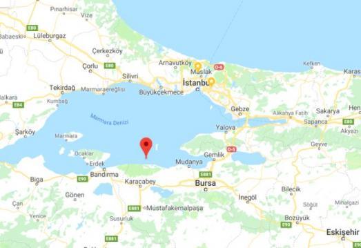 Deprem! İstanbul'da da Hissedildi