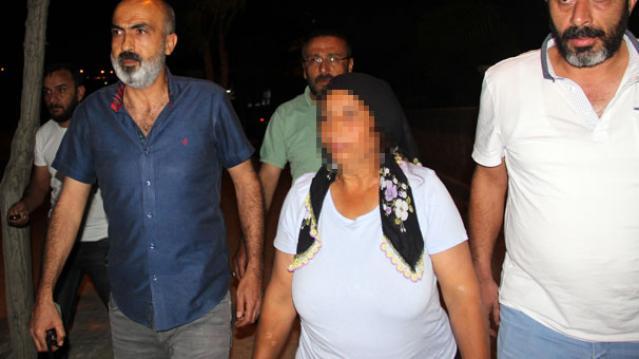 Eşini ö-l-dü-ren kadından şok iddia: Kızımı ve oğlumu ta-c-iz etti!