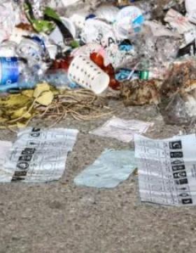 Antalya'da çöp kutusundan mühürlü oy pusulası çıktı! Soruşturma başlatıldı