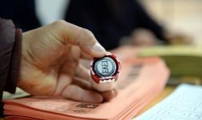 AKP'den 'seçilen başkanın yerine başkanlığı bize verin' başvurusu   Son dakika