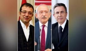 Mansur Yavaş, Hacı Bayram Camisi'nde sabah namazı kıldı