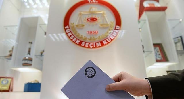 Karaman'da YSK AKP'nin başvurusunu reddetti