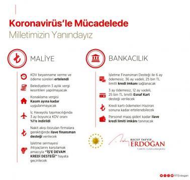Cumhurbaşkanı Erdoğan, madde madde sıraladı!