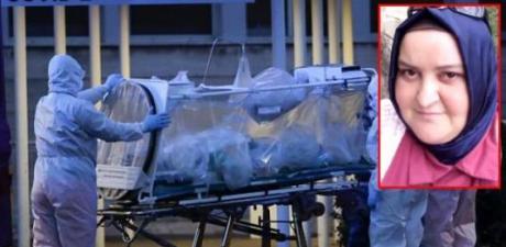 Hamile kadın koronavirüs sebebiyle hayatını kaybetti, bebeği ameliyatla kurtarıldı