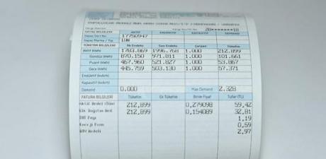 Koronavirüs nedeniyle elektrik ve doğal gaz faturasında yeni güncelleme !