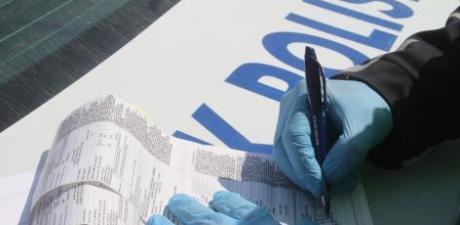 Çöpten hurda toplayan vatandaşa 3 bin TL'lik koronavirüs cezası