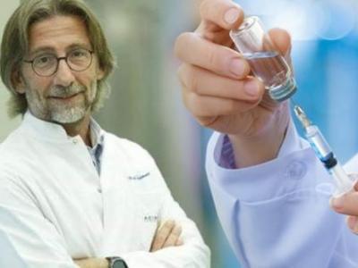 Corona virüs aşısı için ekibiyle çalışmalar yürüten Prof. Dr. Ercüment Ovalı'dan heyecanlandıran bir paylaşım geldi. Twitter hesabından açıklama yapan Ovalı,
