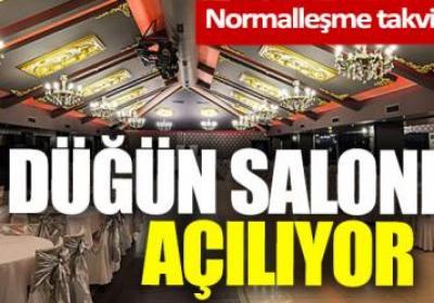Başkan Erdoğan açıkladı... Düğün ve nikah salonları ne zaman açılacak? | Video