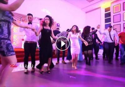 Suriye Düğünleri Dabke Oyunu